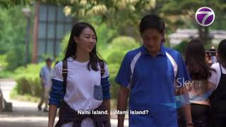 NTV7 'Travel with My Love'  in Nami Island