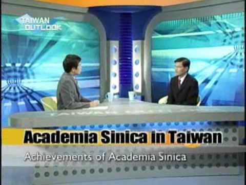 「TAIWAN OUTLOOK」Academia Sinica in Taiwan_1
