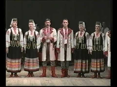 Академічний волинський народний хор