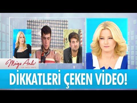 Müge Anlı'nın dikkatini çeken video - Müge Anlı İle Tatlı Sert 6 Kasım