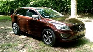 VOLVO XC60 2014 D4 diesel 2.0 181 HP R Design in depth review | Better than AUDI Q5 or BMW X3?