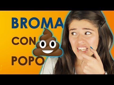 Broma: Popo en mi bebida | Videos de risa 2013