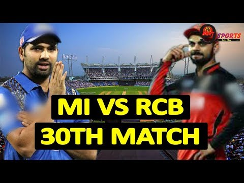 IPL-2018: Royal Challengers Bangalore Vs Mumbai Indians |31st Match| Full Match Summary| Vivo IPL
