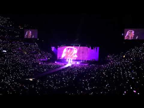 Taylor Swift resucitó el hit de Friends Smelly cat