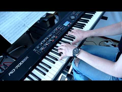 Guns N' Roses - November Rain - piano cover [HD]