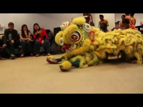 Nan Shan Sabah Lion Dance 2015 Performance