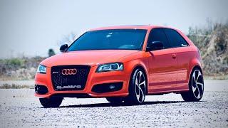Audi s3 'Ex-Chanate' Proyecto STS Performance   Florentino Favela