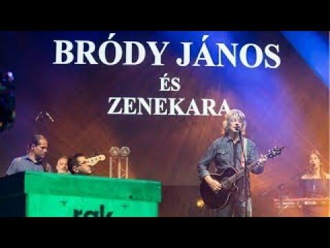 Bródy János és Zenekara /raktárkoncert 2020