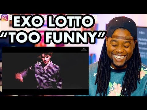 EXO 엑소 'Lotto' MV | DOPE, YET FUNNY | REACTION!!!