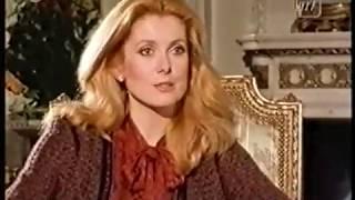 Catherine Deneuve Interview