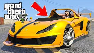 *NEW* GTA 5 Ocelot Locust $2,050,000 Spending Spree! (GTA 5 New Cars)
