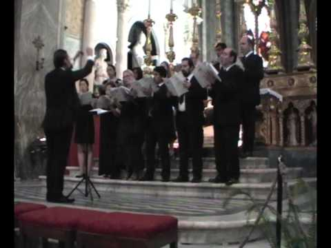panis angelicus césar franck a cappella coro academicus direttore nikolay bogatzky