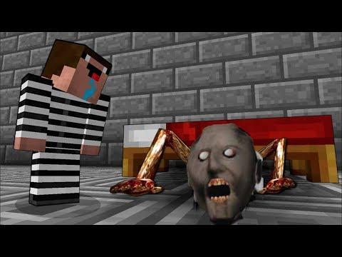 GECE 2:00'DA SAKIN BÜYÜKANNENİN EVİNE GİTMEYİN! - Minecraft