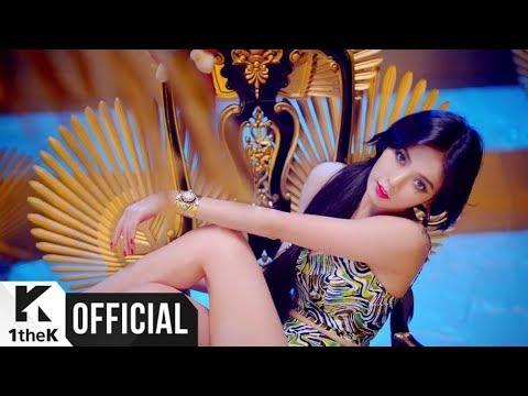[MV] HyunA(현아) _ Red(빨개요)