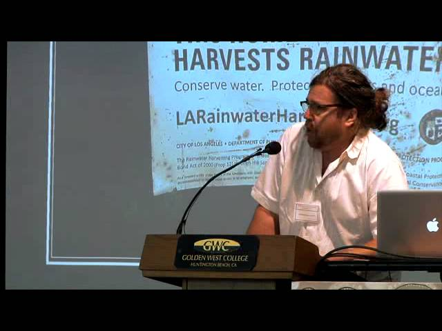 Robert Farnsworth - 2013 Golden West College Peace Conference