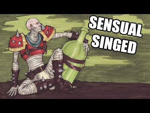 SENSUAL SINGED