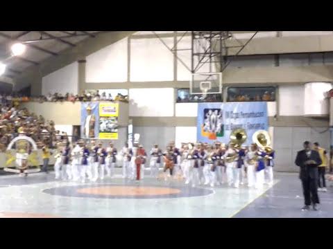 Banda Marcial Maurício de Nassau na Fina 2012 - Entrada