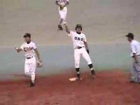 2008大府高校・中京大中京高校の親善試合 最終回