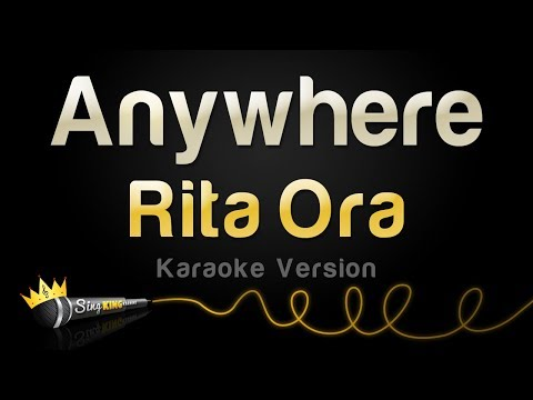 Rita Ora - Anywhere (Karaoke Version)