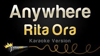 Download lagu Rita Ora - Anywhere (Karaoke Version) gratis