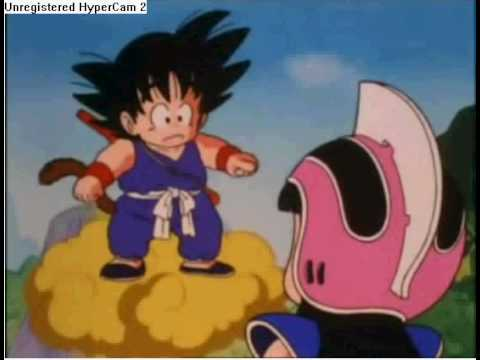 goku and chichi meet