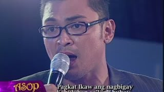 ASOP Song of the Month: Panginoon kay buti Mo (Monthly Elimination - August 2014)
