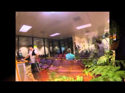 Snippets of Singapore Changi Airport Terminal 2 Tiger Airways Flight