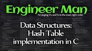 Data Structures: Hash Table implementation in C