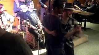 Dancing at 'Grossman's Tavern', Toronto