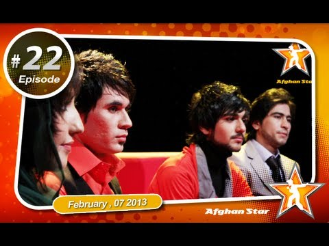 Afghan Star Season 8 - Episode.22 - Top 6 Elimination Show