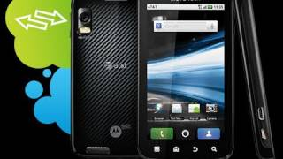 Motorola Atrix 4G - Review (CES 2011) - Part 1/2