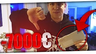 Der 7000€ Brief | MontanaBlack