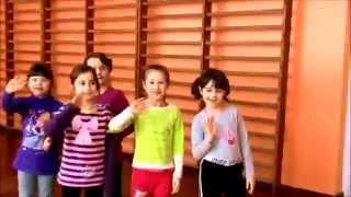 FOLK DANCE! Warsztaty tańca dla dzieci. P. Kuczyńska