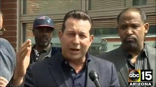 FULL Jose Baez reacts to the death of Aaron Hernandez & says brain held hostage
