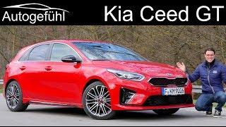 Kia Ceed GT FULL REVIEW 2020 all-new - Autogefühl
