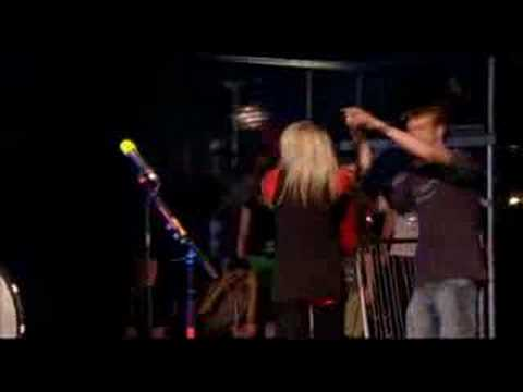 The ting tings live ----fruit machine (at Maidstone)