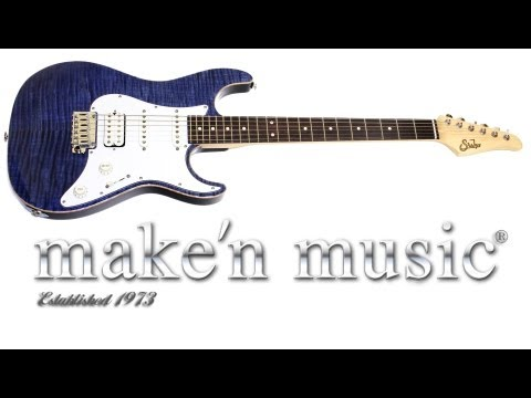 Hot n Fresh: Suhr Pro Series PS3 arrives at Make'n Music!