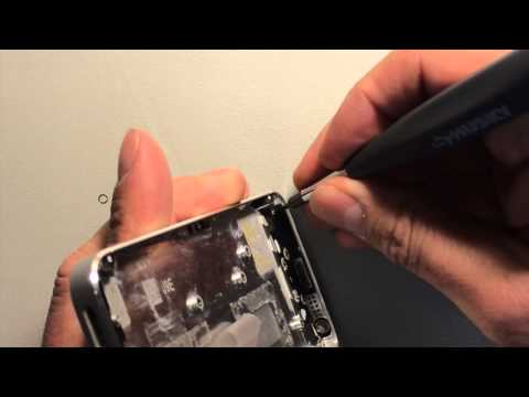 iPhone 5 Housing Replacement Part 1