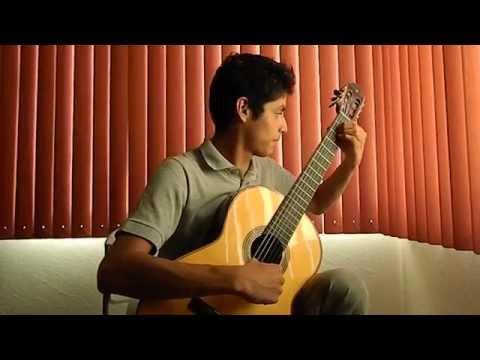 Барриос Мангоре Агустин - Vals No.2