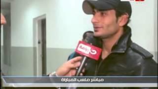#الاستوديو_التحليلى | تصريحات مع مصطفى جعفر لاعب نادى المريخ بعد انتهاء المباراة