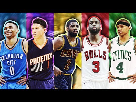 BEST NBA PLAYER FROM EACH JERSEY NUMBER