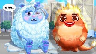 Fun Monster Care Kids Game - Power Girls Super City - Play Fun Superhero Makeover Dress Up Fun Games