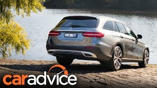 2017 Mercedes-Benz E-Class All-Terrain review | CarAdvice
