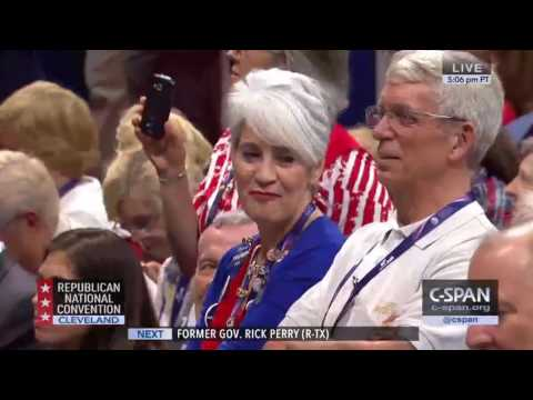 Willie Robertson Republican National Convention Speech RNC 7/18/16