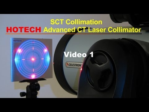 hotech laser collimator instructions