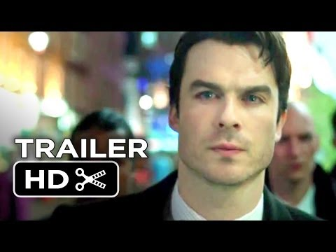 The Anomaly Official UK Trailer 1 (2014) - Ian Somerhalder Sci-Fi Movie HD