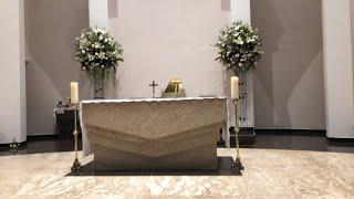 Santa Missa - Santuário Nossa  de Fátima - Santo Amaro - S