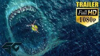THE MEG (2018) TRAILER   Full HD 1080p   Jason Statham, Bingbing Li, Rainn Wilson