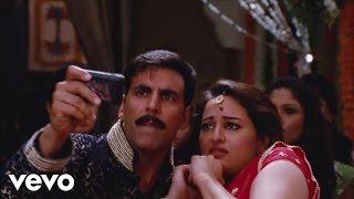 Chamak Challo Chel Chabeli - Rowdy Rathore | Akshay Kumar | Sonakshi Sinha