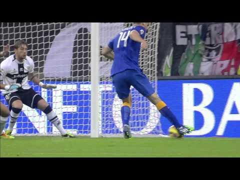 Juventus - Parma 7-0 - Highlights - Giornata 11 - Serie A TIM 2014/15